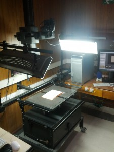 Digitization at National Library of Malta