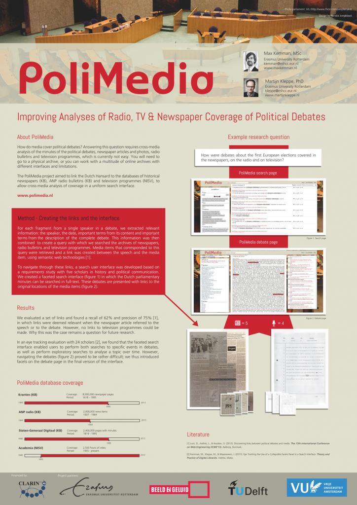 PoliMedia poster